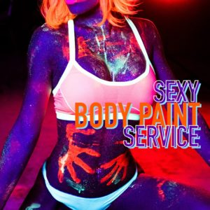 Temptation Experience Online Shop | Sexy Body Paint Service