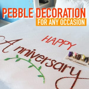 Temptation Experience Online Shop | Pebble Decoration