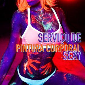 Temptation Experience | SERVIÇO DE PINTURA CORPORAL SEXY