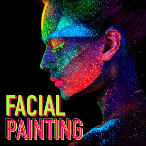 Temptation Online Shop | Facial Painting