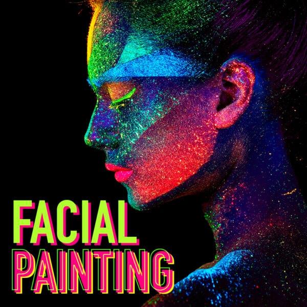 Temptation Online Shop | Facial Painting