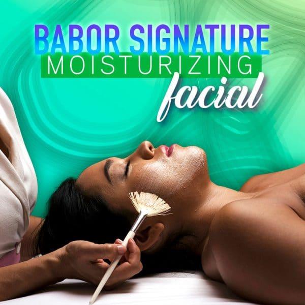 Temptation Experience Online Shop | Babor Signature Moisturizing Facial